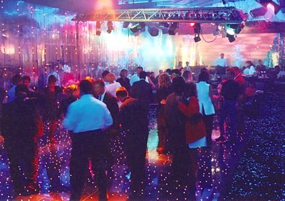 LED Dance Flooring